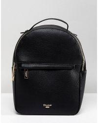 Dune Cyndney Backpack - Black