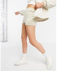 ASOS Co-ord Knitted Shorts - Multicolour