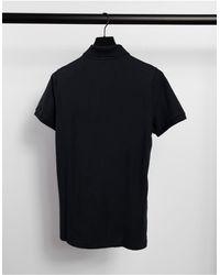 Hollister - Набор Из 5 Футболок-поло Из Пике С Логотипом (белая/бордовая/синяя/оливковая/черная) -многоцветный - Lyst
