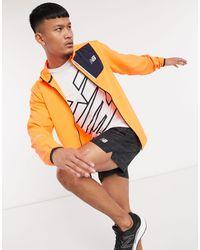 New Balance Running – Hi-Vis – Leichte Jacke - Orange