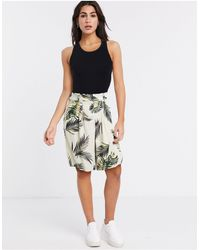 Object Tailored City Shorts Co-ord - Natural