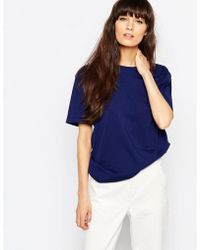 Bethnals - Angela Classic T-shirt With Underarm Logo - Lyst