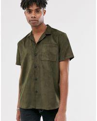 Heart & Dagger Shirt - Green