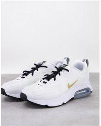 Nike Air Max 200 Trainers - White