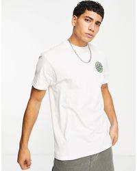 Santa Cruz - Mixed Up Dot Backprint T-shirt - Lyst