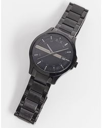 Armani Exchange - Черные Наручные Часы Ax2104 Hampton-черный - Lyst