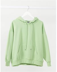 Vero Moda Oversized Hoodie - Green