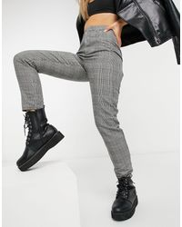 Missguided Tailored Trouser - Gray