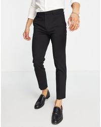 Burton Pantaloni skinny da abito - Nero