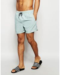 SELECTED | Elected Homme Classic Swim Shorts | Lyst