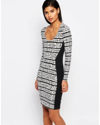 John Lewis - French Connection Mayan Scoop Dress - Lyst