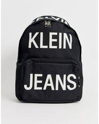 Calvin Klein Essentials - Campus Rugzak - Zwart