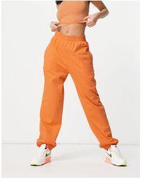 I Saw It First Joggers arancioni - Arancione