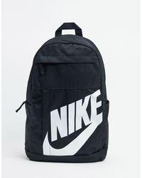Nike - Черный Рюкзак Elemental - Lyst