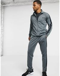 Under Armour Sportstyle Tracksuit - Grey