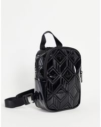 adidas - Originals 3d Pu Mini Backpack - Lyst