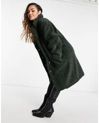 Object Ted Borg Coat - Green
