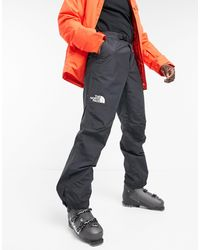 The North Face Up And Over Ski Pant - Black