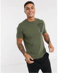 Raeburn Organic Cotton Parachute T-shirt - Green