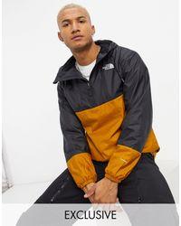 The North Face - Черно-коричневая Куртка Эксклюзивно Для Asos-коричневый - Lyst