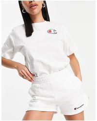 Champion Shorts - Blanco