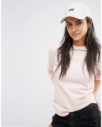 Adolescent Clothing - Sassy Embroidered Baseball Cap - Lyst