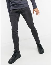 Only & Sons Skinny Jeans - Gray