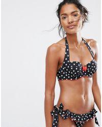 Floozie - Daisy Sling Underwire Bikini Top - Lyst