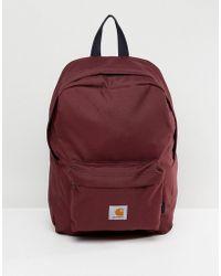 Carhartt WIP - Carhartt Watch Backpack In Berry - Lyst