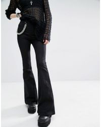Tripp Nyc - Flare Jeans - Lyst