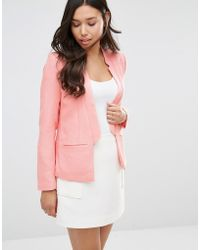 Sugarhill - Spring Blazer - Pink - Lyst