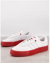 adidas Originals Samba Rose Trainers - White