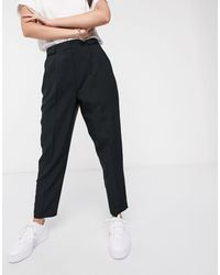 ASOS - Pantalones tapered - Lyst