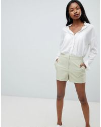 ASOS - Tailored A-line Shorts - Lyst