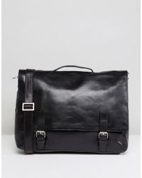 Royal Republiq   Essential Leather Messenger Bag   Lyst