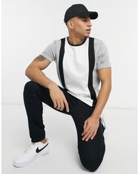 TOPMAN T-shirt - Grey