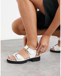 Vero Moda Sandali bianchi - Bianco