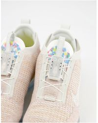 Nike Светло-бежевые Кроссовки Air Vapormax 2020 Flyknit-нейтральный - Многоцветный