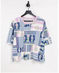 Quiksilver – Better Time – T-Shirt - Blau