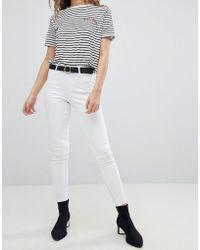 Miss Selfridge - Lizzie Skinny Jeans - Lyst