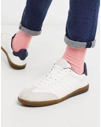 TOPMAN Zapatillas blancas - Blanco