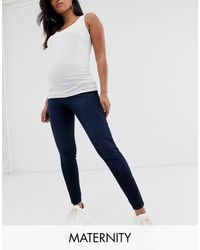 Spanx Spanx - Mama - Jeggings longueur cheville - Bleu