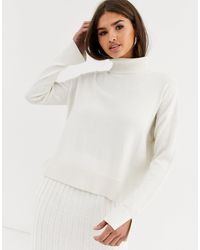 Micha Lounge Luxe Rollneck Sweater Coord - Multicolor