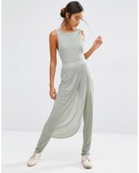 First & I - Wrap Trousers - Lyst