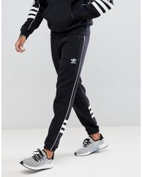 adidas Originals - Authentic Joggers In Black Dh3857 - Lyst