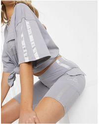 The Couture Club - Short avec poche sur le côté - Lyst
