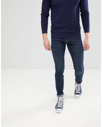 49263d61 Nudie Jeans Navy in Blue for Men - Save 40% - Lyst