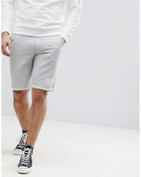 Jack & Jones - Originals Jersey Shorts With Branding - Lyst