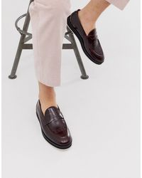 House Of Hounds Bowie Loafers - Red