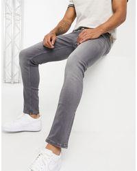 River Island Skinny Jeans - Gray
